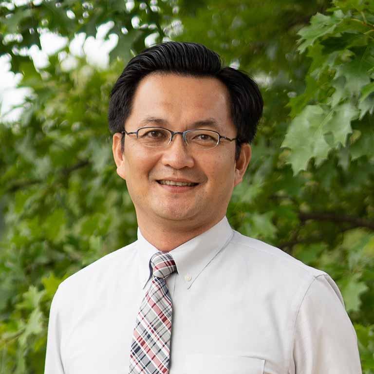 Wei-Cheng (Wilson) Hsiao, Ph.D.